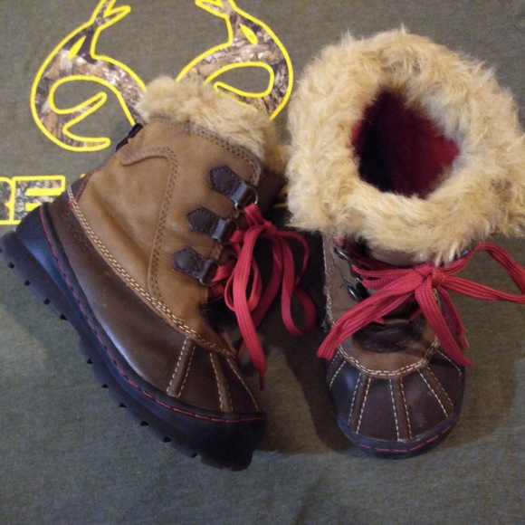 "Gap Other - ""GAP"" Toddler Hunting Boots W/ Thinsulate"